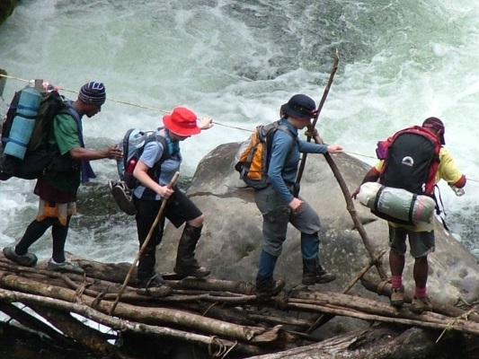 Do you or your kids suffer Nature Deficit Disorder (NDD) ?.. the Kokoda Track can solve this!!!!